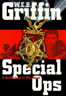 Special ops Book cover