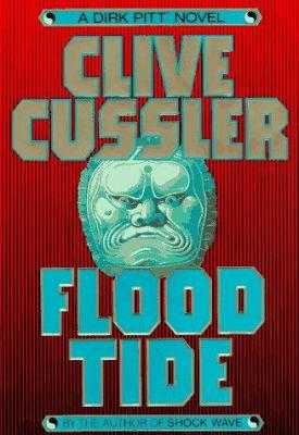 Flood tide : a novel Book cover