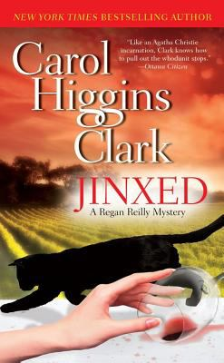 Jinxed : a Regan Reilly mystery Book cover
