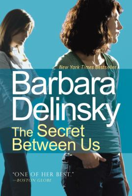 The secret between us Book cover