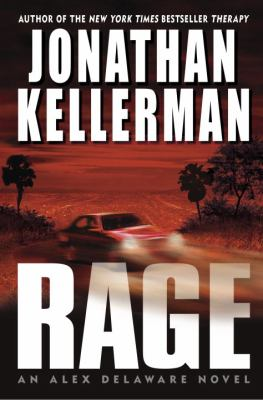 Rage : an Alex Delaware novel Book cover