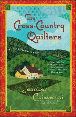 The cross-country quilters Book cover