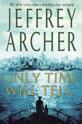 Only time will tell Book 1 Book cover