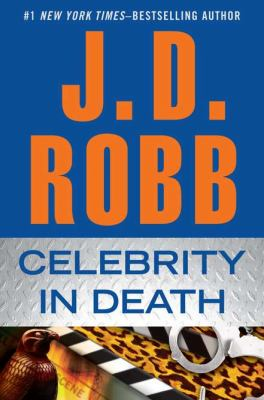 Celebrity in death Book cover