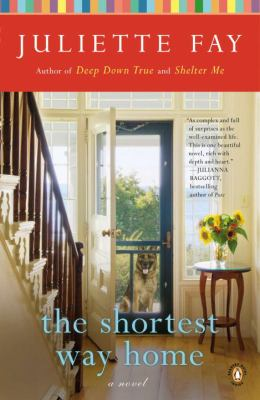 The shortest way home Book cover