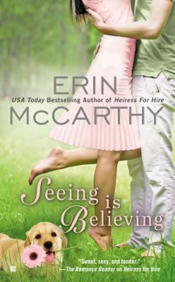 Seeing is believing Book cover