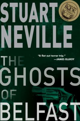 The ghosts of Belfast Book cover