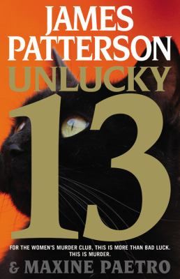 Unlucky 13 Book cover