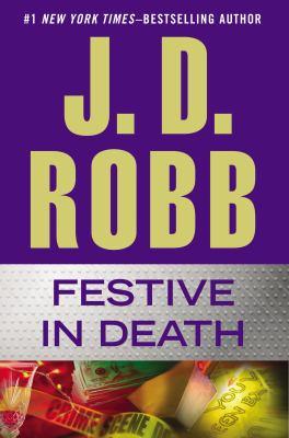 Festive in death Book cover