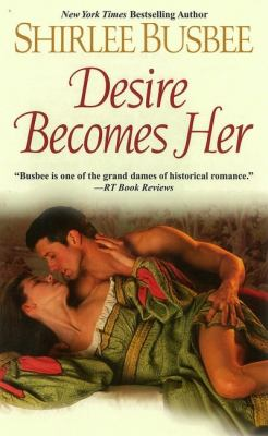 Desire becomes her Book cover