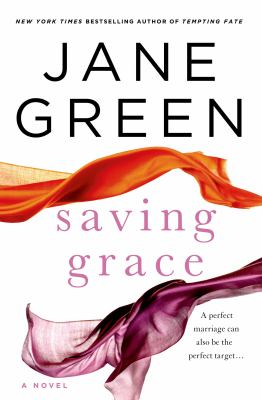 Saving Grace Book cover