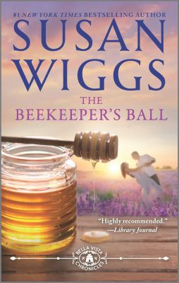 The beekeeper's ball Book cover