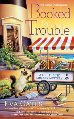 Booked for trouble Book cover