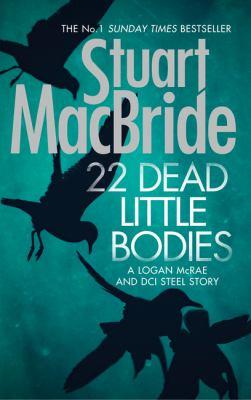 22 dead little bodies Book cover