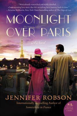 Moonlight over Paris : a novel Book cover