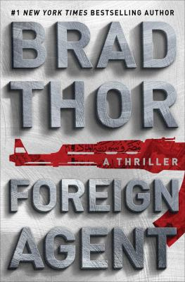 Foreign agent : a thriller Book cover