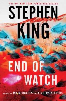 End of watch : a novel Book cover