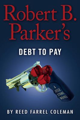 Robert B. Parker's debt to pay Book cover