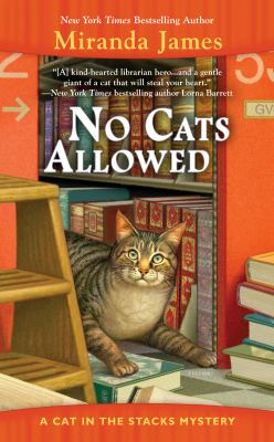 No cats allowed Book cover