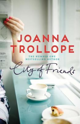 City of friends Book cover