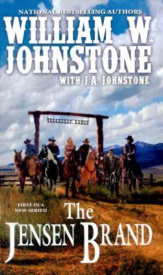 The Jensen brand Book cover