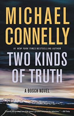 Two kinds of truth Book cover