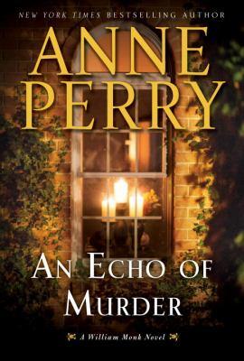 An echo of murder Book cover