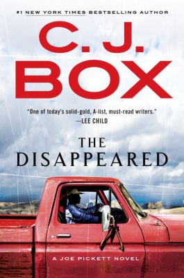 The disappeared Book cover