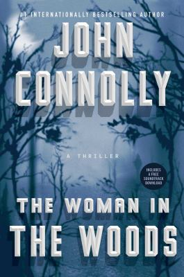 The woman in the woods Book cover