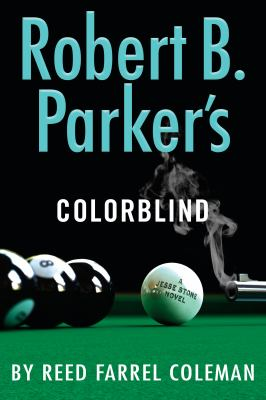 Robert B. Parker's Colorblind Book cover