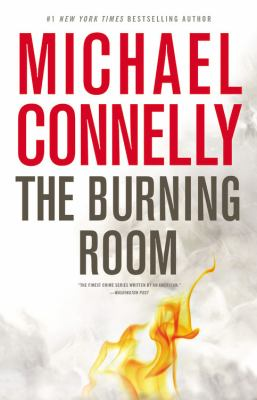 The burning room : a novel Book cover