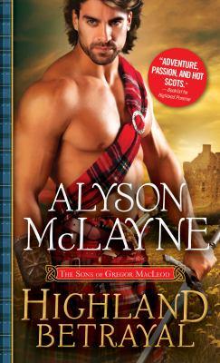 Highland betrayal Book cover