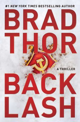 Backlash : a thriller Book cover