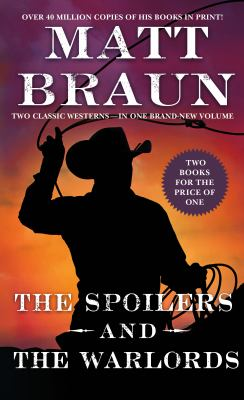 The spoilers and, The warlords Book cover