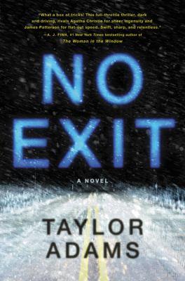 No exit : a novel Book cover