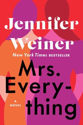 Mrs. Everything : a novel Book cover