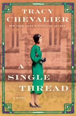 A single thread Book cover
