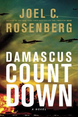 Damascus count down : international thriller Book cover