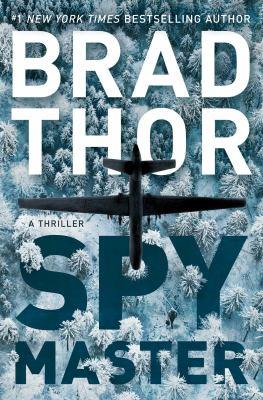 Spymaster : a thriller Book cover