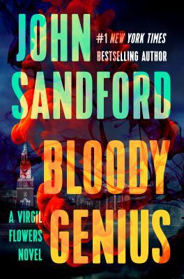 Bloody genius Book cover