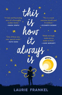 This is how it always is Book cover