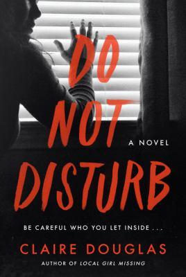 Do not disturb : a novel Book cover