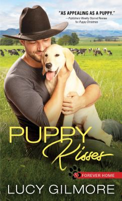 Puppy kisses Book cover