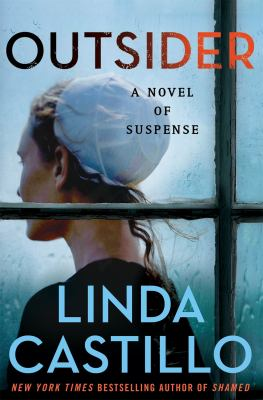 Outsider : a novel of suspense Book cover