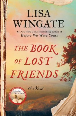 The book of lost friends : a novel Book cover