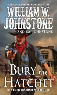 Bury the hatchet Book cover