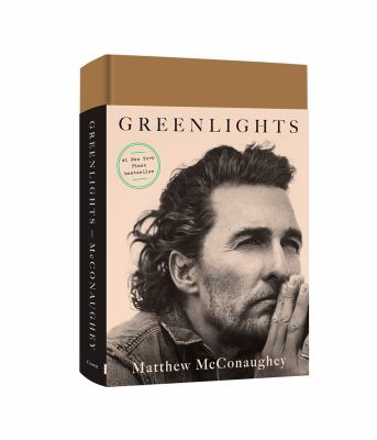 Greenlights Book cover