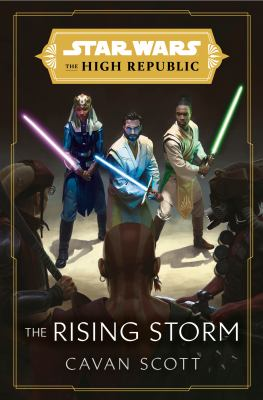 The rising storm Book cover