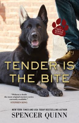 Tender is the bite Book cover