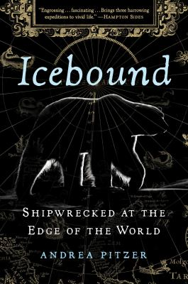 Icebound : shipwrecked at the edge of the world Book cover